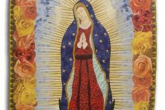 Virgen de Guadalupe — Mary Ann Vaca- Lambert