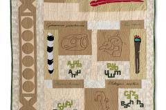 Las aves sagradas mayas (yucatecas) — Claudia González Arce Brilanti
