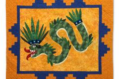 Kukulkán, dios maya de toda la existencia — Linda Sherman