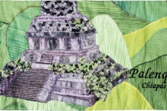 Palenque, Chiapas — Teresa Romero