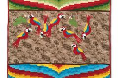 The House of Birds — Claudia González Arce Brilanti