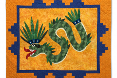 Kukulkán, Mayan God of All Existence — Linda Sherman