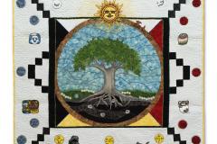 Yaxché (sacred tree) — Rosa Elba Quintana