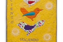 It's better to have one bird at hand than one hundred in flight — Marisela Rumberg