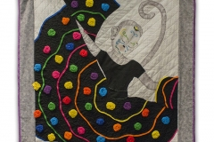 Even if the monkey wears a silk gown, she's still a monkey — Miranda Sada