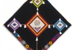 Tzícuri (Ojo de Dios en Huichol) — Betzabé Orozco Quintero