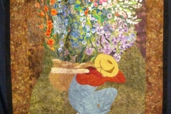 Mary's Flowers — María Estrada Reyes