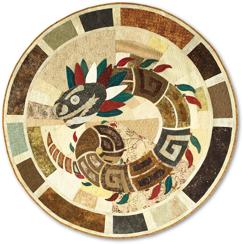 Quetzalcóatl — Arturo Aranda, Sissi Gutiérrez y Verónica Toledo